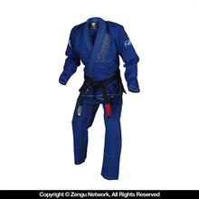 Gameness Gameness Feather BJJ Gi (Blue)